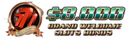 Grand Welcome Slots Bonus